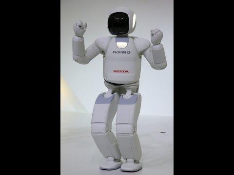 혼다, 휴머노이드 로봇 '올 뉴 아시모'