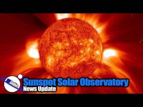 Sunspot Solar Observatory: News Update