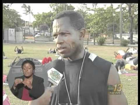 Outdoor Fitness Bahamas News Report
