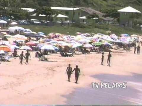 Brasil Naturista (antiga TV Pelados) Carnaval 2006 na Praia do Pinho - Entrevistas 1