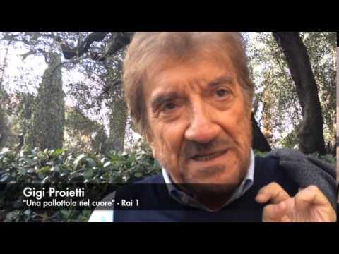 Gigi Proietti torna alla fiction con