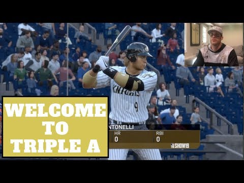 Road To The Show #18 - Welcome To Triple A
