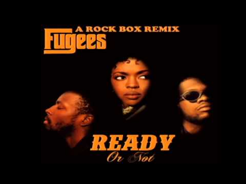 Fugees - Ready Or Not Instrumental