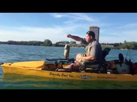 Kayak Fishing in Sarasota Part 1