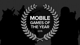 Top 5 Mobile Games - GameSpot Game of the Year 2015