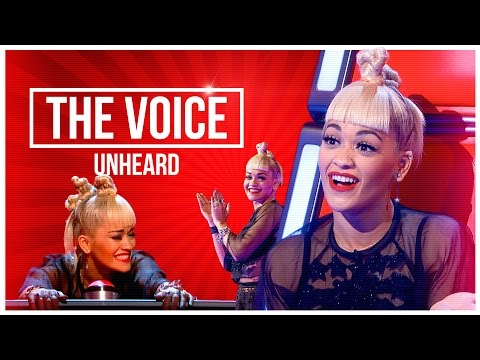 EXCLUSIVE - Rita Ora's new job first day report - The Voice UK 2015 – BBC One