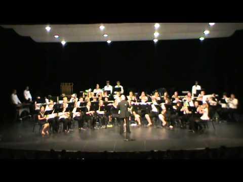 Amazing Grace Performed  AHS Symphonic Band