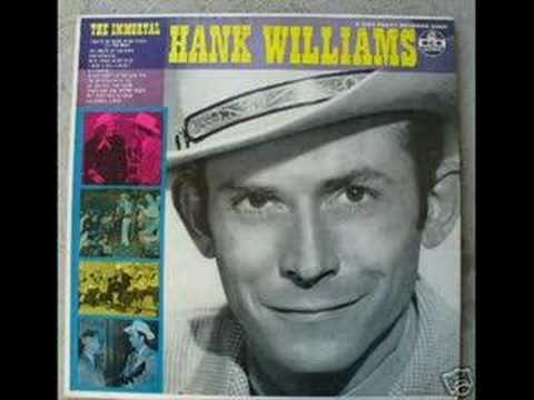 Hank Williams - Theres No Room in My Heart for The Blue