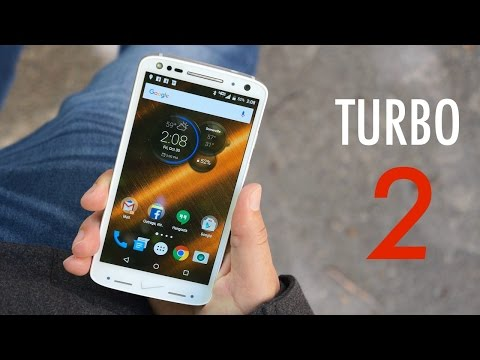 Droid Turbo 2 Review: Shatterproof Power for the Verizon Lifer