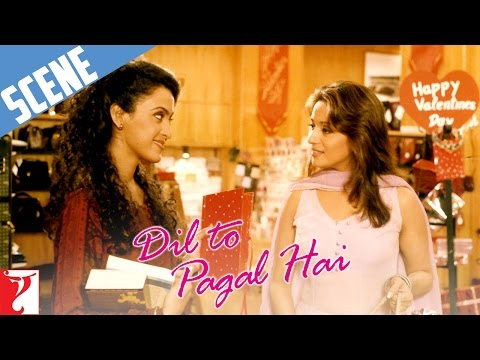 "Meet Your Soul Mate On ''Happy Valentine's Day"" - Scene - Dil To Pagal Hai"