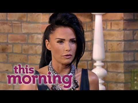 Katie Price opens up in interview about her cheating husband | This Morning