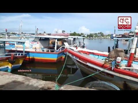 fishermen on strike |eng