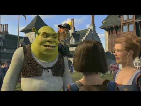 Shrek 3 trailer (turkish) / Şrek 3 fragman (Türkçe)