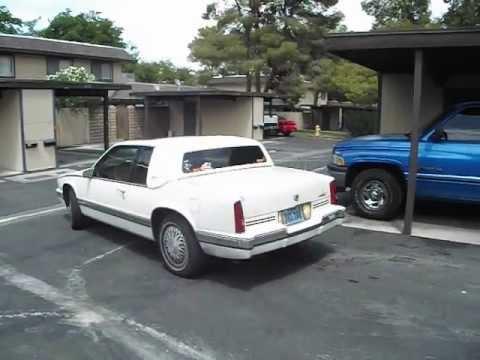 1991 Cadillac Eldorado Biarritz Youtube