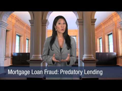 how to avoid predatory lending