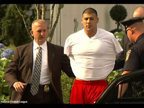 Aaron Hernandez Guilty, Odin Lloyd, Carlos Ortiz, Ernest Wallace, NFL, murder trial