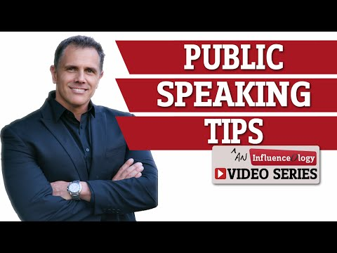 Public Speaking Tip  How to create a killer presentation fast