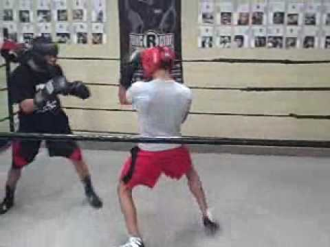 Boxing Sparring Workout Tips Image 1