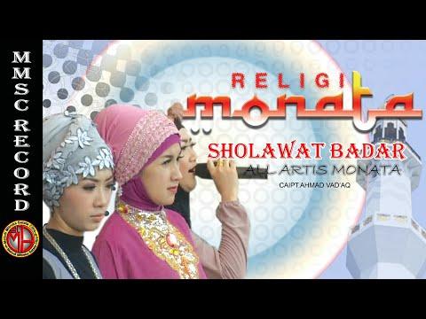 MONATA RELIGI--SHOLAWAT BADAR
