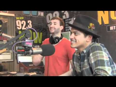 Bruno Mars Interview with Nick Cannon