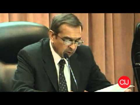 Lesa humanidad: condenaron a los tres acusados en un juicio oral