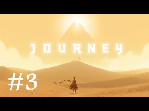 ASMR Let's Play #9 - Journey - Part 3 - The Desert & The Descent