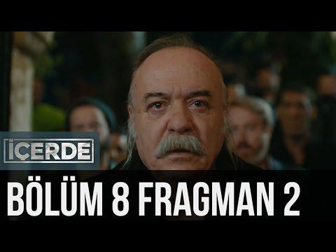 İçerde 8. Bölüm 2. Fragman