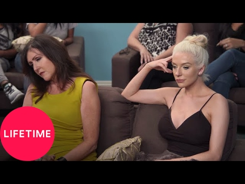 The Mother/Daughter Experiment: Courtney and Krista Stodden Open Up in Therapy | Lifetime