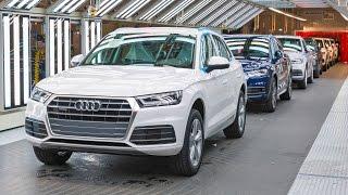 download lagu Car Factory: 2017 Audi Q5 gratis
