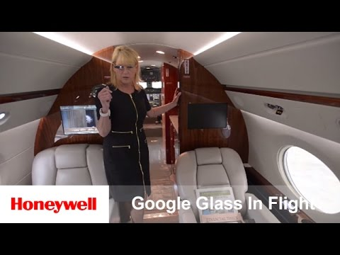 Google Glass In Flight