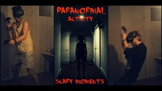 Paranormal Activity VR (HTC Vive scary moments)