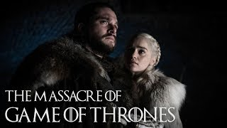 The Massacre of Game of Thrones