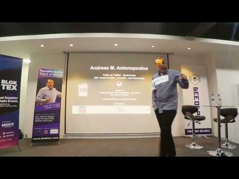 Not your keys? Not your Bitcoin. Featuring Andreas Antonopoulos