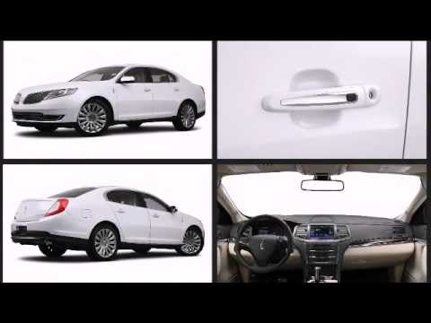 2013 Lincoln MKS Video