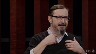 "John Hodgman on his ""terrible beard"""