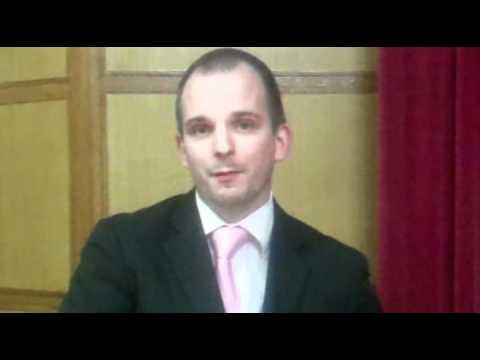 Gareth Ratcliffe Interview
