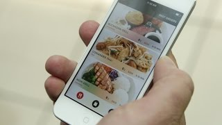 Westfield Mall's New Dine On Time App