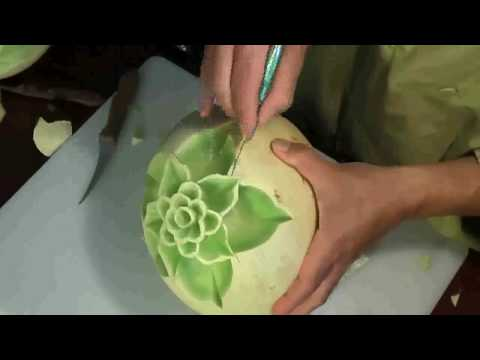 Download  YouTube- honey dew melon fruit carving 2.mp4 Gratis, download lagu terbaru