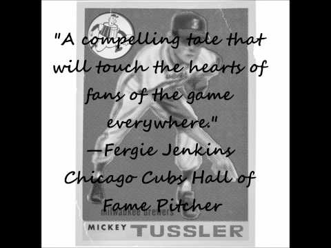 The Legend of Mickey Tussler Book Trailer