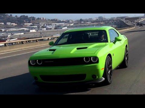 Car Tech - 2015 Dodge Challenger R t Scat Pack video