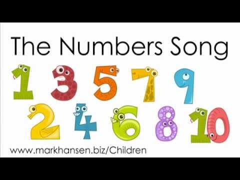 Fun New Animal Number Counting Song using the Ten/10 little Numbers. Ideal for kids, toddlers, infan