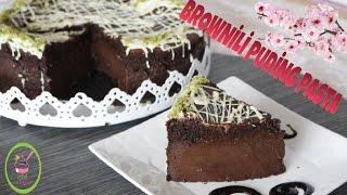 Brownili Kesme Puding Pasta/ÇİKOLATA Sevenleri Hayran Bırakacak Bir Tarif/ŞEFFAF MUTFAK