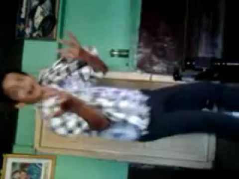 Cute Boy Funny Steps video
