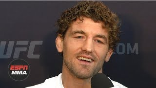 Ben Askren: I'll beat Jorge Masvidal 'any way I want' | UFC 239 | ESPN MMA