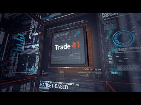 Digital Technology Intro - Economy Finance Opener | After Effects Template | Openers