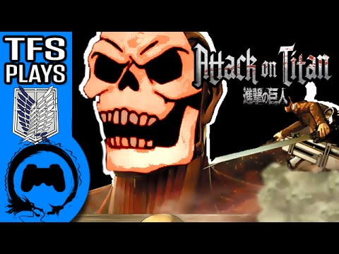 ATTACK ON TITAN PS4 - TFS Plays - TFS Gaming