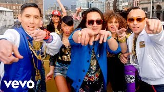 Клип Far East Movement - Live My Life ft. Justin Bieber (Party Rock remix)