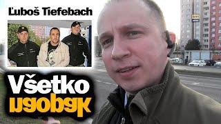 Policajt Ľuboš Tiefenbach ako trofej pána Kaliňáka?! Všetko naopak!