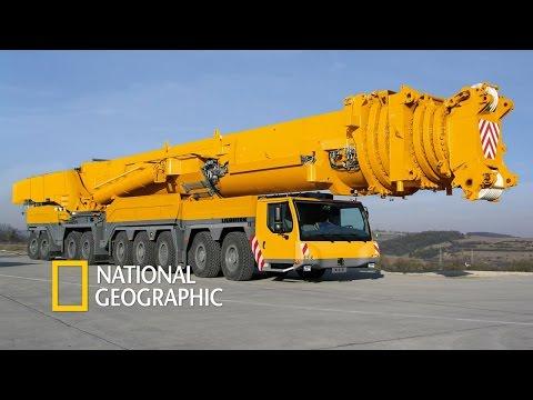 Самые гигантские краны мира (National Geographic HD)