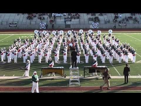 Delfines Marching Band (DMB) - 2015 Pasadena Bandfest